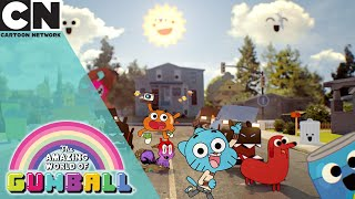 The Amazing World of Gumball | The Amazing World of Elmore | Cartoon Network UK
