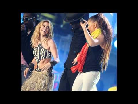 Loca - Shakira (feat. Fergie & Dizzee Rascal)