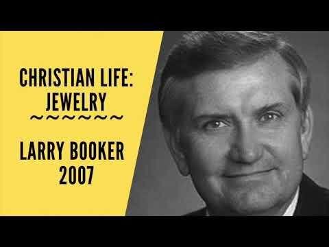 Christian Life Jewelry ~ Larry Booker 2007
