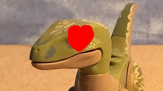 Jurassic World Valentine's Day LEGO Stop Motion Special 2: The Tale of Two Raptors