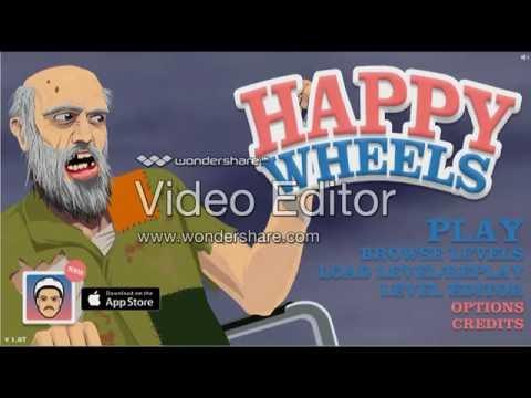 un nivel de pookemon go! Happy wheels