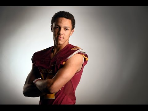 Adrian Martinez: The Fresno Bee Football Player of the Year (2016)