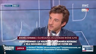 Andrea Kotarac: