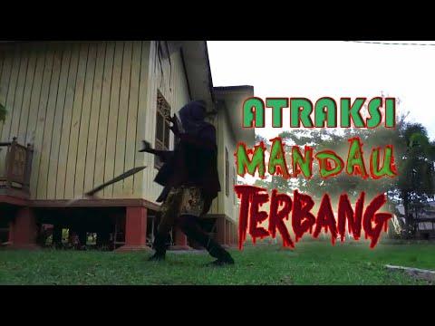 MANDAU TERBANG REAL BUKAN CLICKBAIT !!!!!