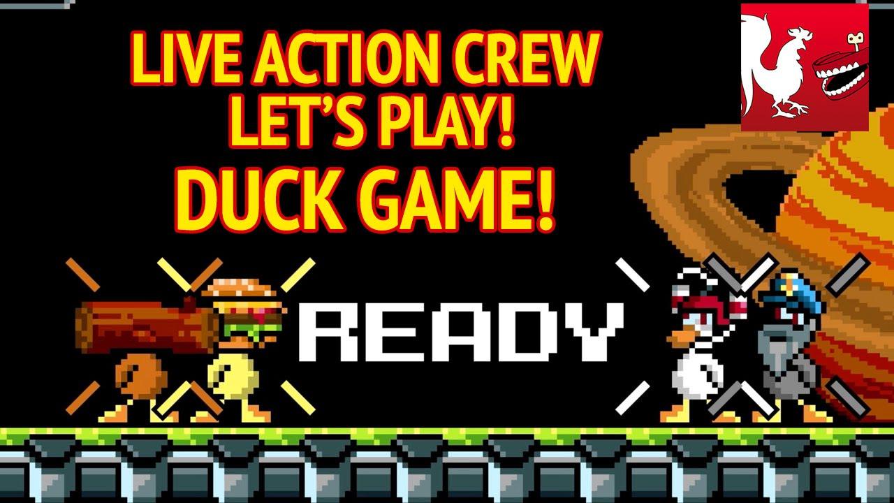 Watch Ducks Games Online