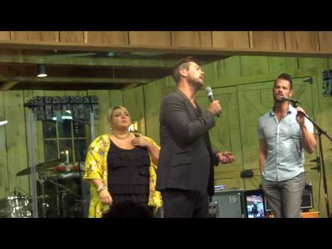 Please Forgive Me - Crabb Family (Singing In The Barn - 08/07/2017)