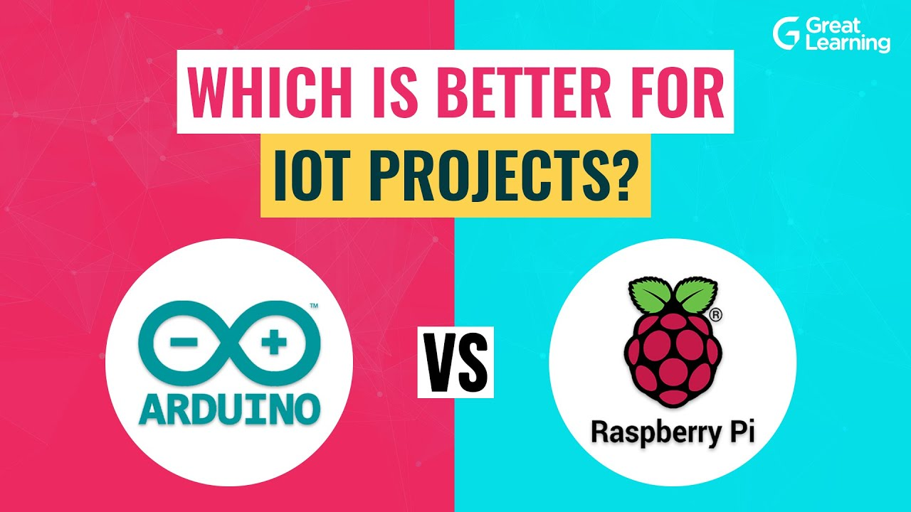 Arduino vs Raspberry Pi | Which is better for IOT Projects | IOT Project Board