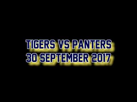 HIGHLIGHTS - Amsterdam Tigers vs Zoetermeer Panters