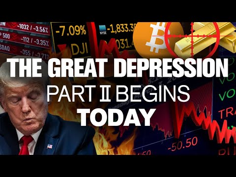 Are You Now Ready for the NEXT GREAT DEPRESSION!?