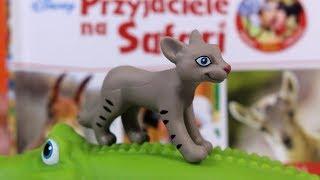 Przyjaciele na Safari #26 • Disney • Żbik Wilma • Encyklopedia zwierząt z zabawkami