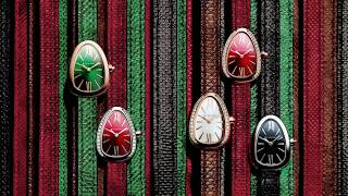 BVLGARI Serpenti Watch Collection