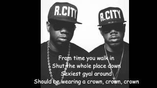R. City - Take You Down Lyrics