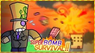 Explosões com aventuras Roblox! (ROBLOX super bomba de sobrevivência)