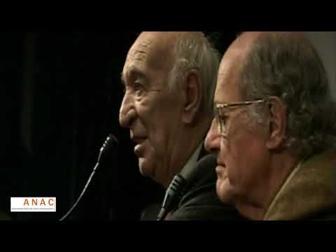"""Giuliano Montaldo racconta """"Sacco e Vanzetti"""" - Percorsi di Cinema 2004"""
