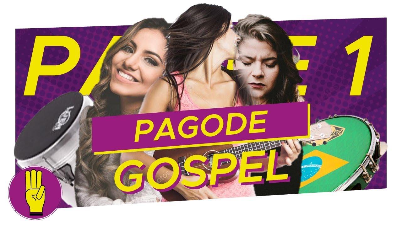 PAGODE GOSPEL ♪ | Parte 1 | 2018 -  Projeto V2 Ensaio.