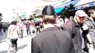 ירושלים, שוק מחנה יהודה. הבלאגן הכי יפה בעולם thumbnail