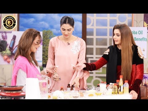 Good Morning Pakistan - Health Benefits of Essential Oils - Top Pakistani show