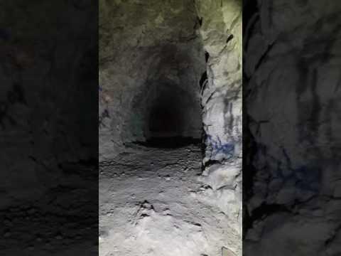 Disgusting abandoned uranium mine