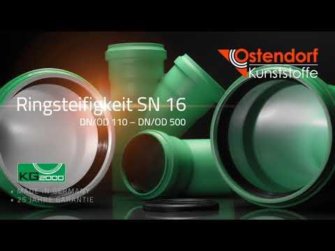 Produktfilm KG2000 SN 16 - Gebr. Ostendorf Kunststoffe GmbH