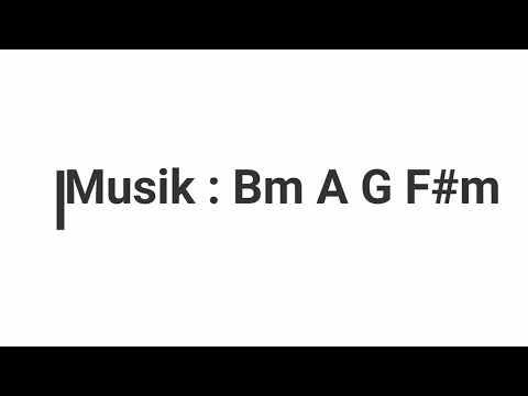 Chord Dan Lirik Scimmiaska ( Lelah ) Dasar B