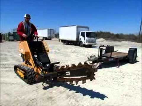 Boxer 118 Trencher Sold! 2009 Boxe...
