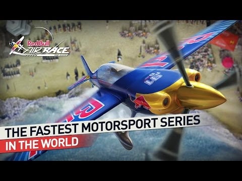 Red Bull Air Race The Game - Гонки на самолетах  на Android(Review)
