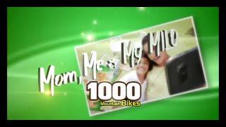 Mom, Me & My MILO - Win 1000 Mountain Bikes