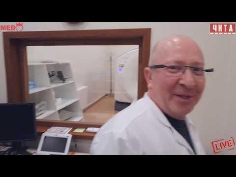 Знакомство с отделением лучевой диагностики центра МЕДЛЮКС
