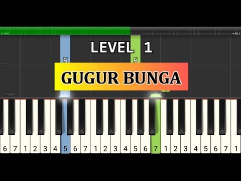 Tutorial Piano Gugur Bunga