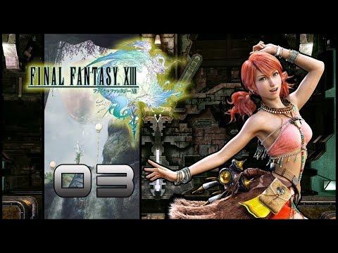 Guia Final Fantasy XIII (PS3) Parte 3 - Vestigio de Paals (1-2)