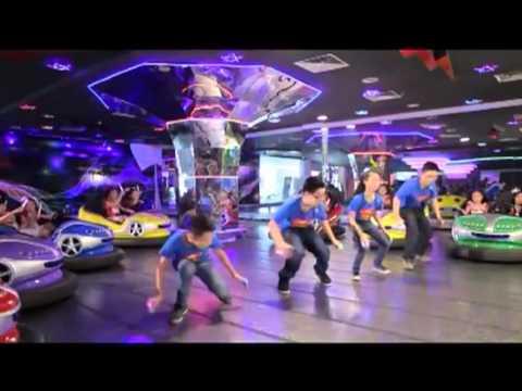 Nhảy cùng BiBi - Tập 7 - Bay lên khắp vì sao
