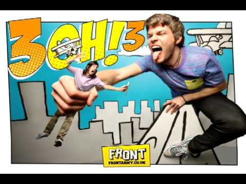 3OH!3 - Touching On My(HD+HQ)