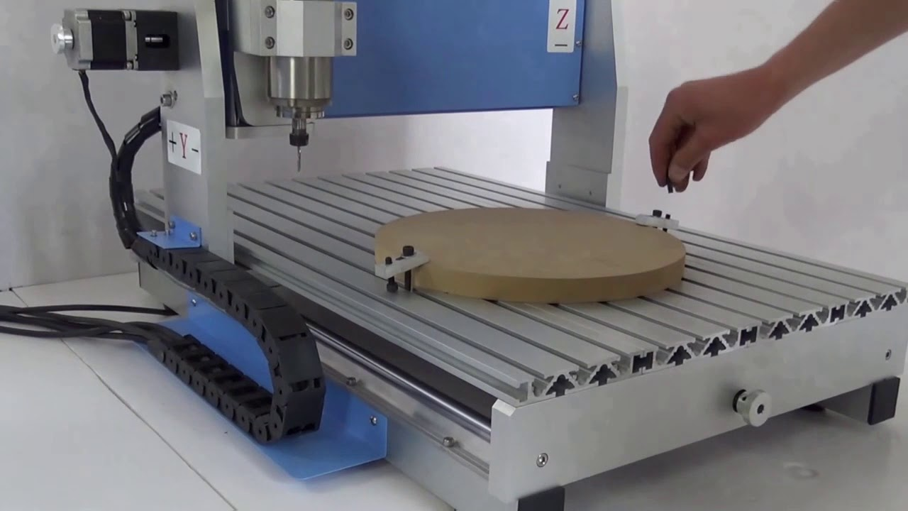 Use A Mini 3 Axis Cnc Router 3040 4060 6090 To Start Your Own