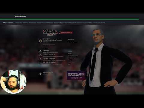 CANLI FOOTBALL MANAGER 2018