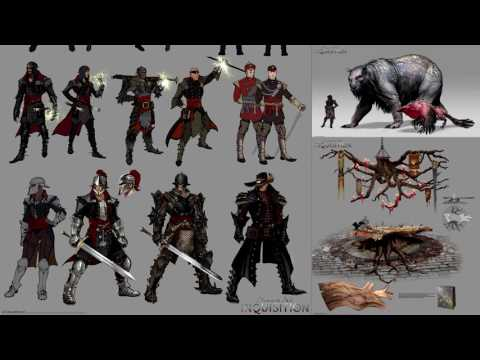 Matt Rhodes Artist Talk: The World of Concept Art (November 2016)