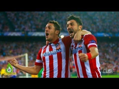 El Chiringuito de Jugones - La victoria del Atlético, en fotos