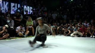 Outbreak Europe 2015 1vs! Bgirl Semifinal | Terra (UK) vs Jilou (Germany)