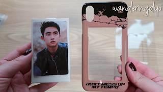 EXO Tempo iPhone X Case - D.O. Kyungsoo version