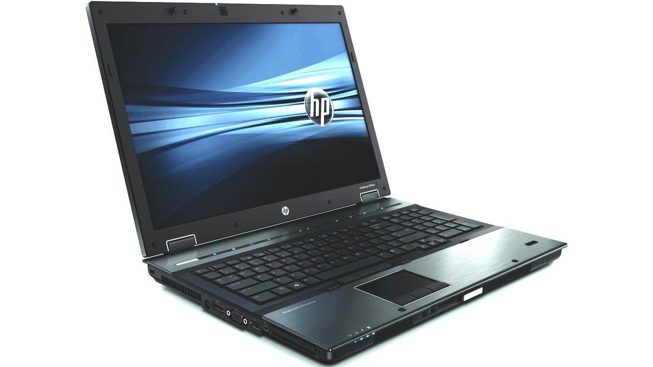 HP EliteBook 8740w Mobile Workstation Treiber Windows 7