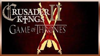 Crusader Kings 2 Игра Престолов. Дом Болтонов #1. Сначала выжить, потом править