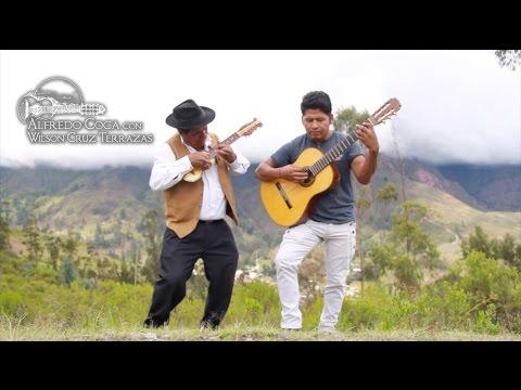 FOLKLORE BOLIVIANO - CHARANGOS DE BOLIVIA #10   ALFREDO COCA   COCHABAMBA