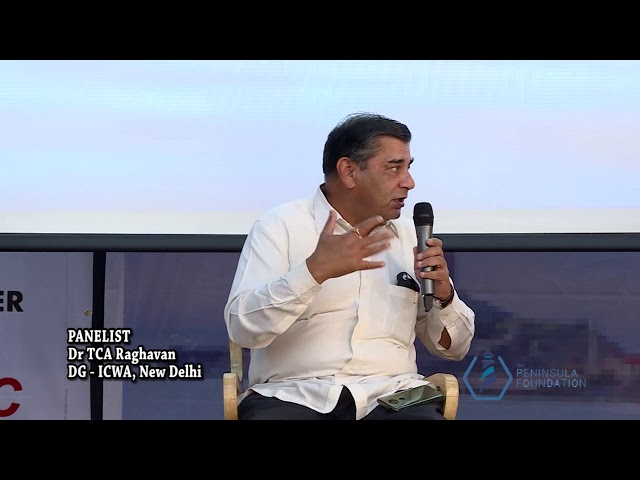TPF Conference, 13 July 2019: Panel Discussion - 'India's Strategic Approaches'