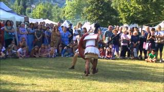 Kainua 2014 - Combattimento etrusco