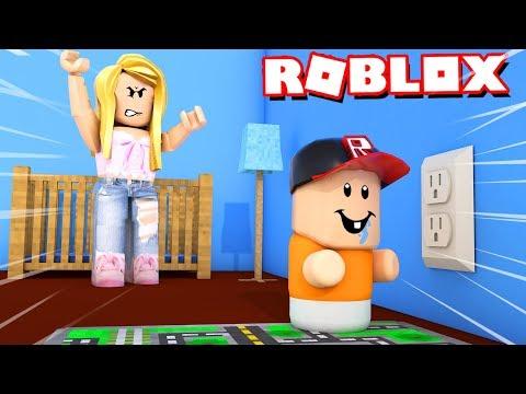 NAJGORSZE DZIECKO W ROBLOX! | Who's your Daddy - Vito i Bella