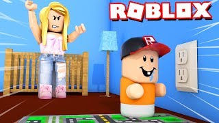 THE WORST CHILD IN ROBLOX! | Who's your Daddy-Vito and Bella