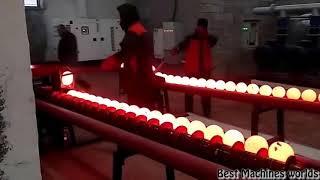 видео Подшипник » Изготовление шариков для подшипника. Часть 2