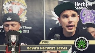Devils Harvest Seeds @ Spannabis 2014 Barcelona
