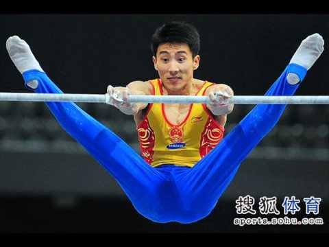 Chinese Men Team Highlights - The 2010 Artistic Gymnastics ...