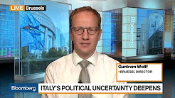 Italy's Political Uncertainty Deepens