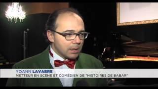 Babar s'invite à la Batterie de Guyancourt
